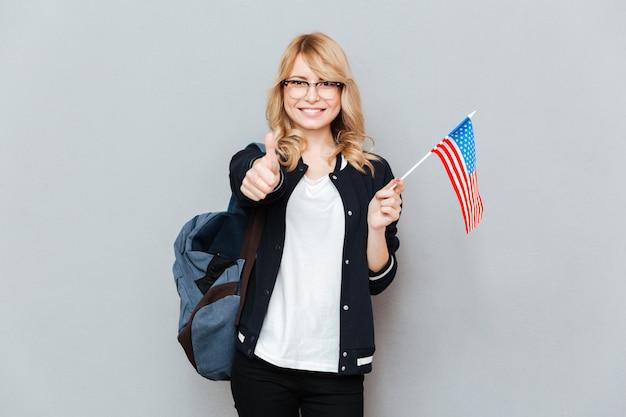 Женщина флага Бесплатные Фотографии