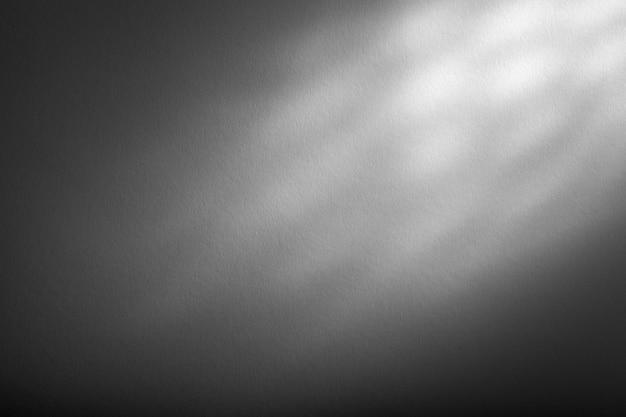 Серый фон текстура, верхняя подсветка. Premium Фотографии