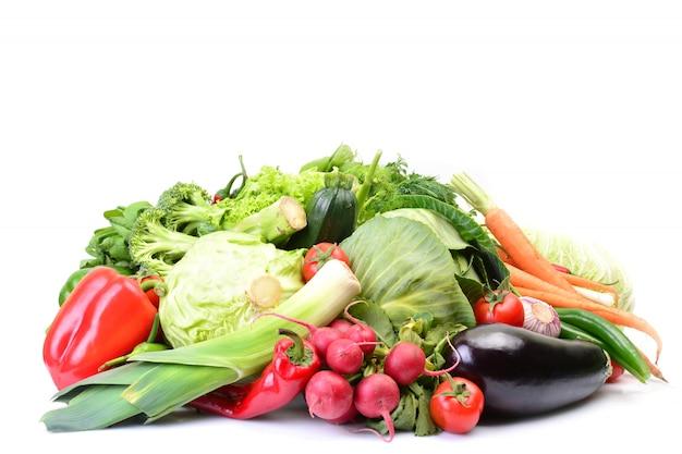 新鮮な野菜 Premium写真
