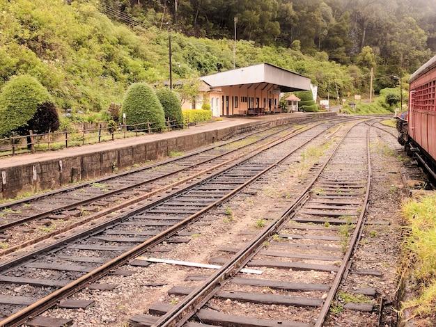 鉄道 Premium写真