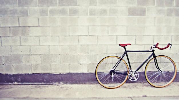 ヴィンテージバイク Premium写真