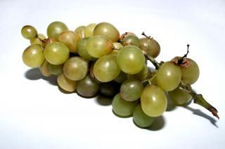 Распадающейся винограда кластера Бесплатные Фотографии