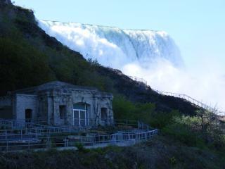 ナイアガラの美しさは、景色の滝 無料写真