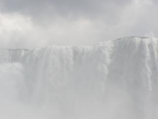 ナイアガラは、自然に落ちる 無料写真