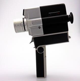 ビンテージカメラ、背景 無料写真