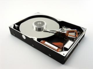 ハードディスクドライブは、シリンダ 無料写真