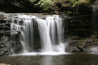 くるグレンの滝、グレン 無料写真
