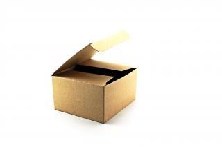 段ボール箱、輸送 無料写真