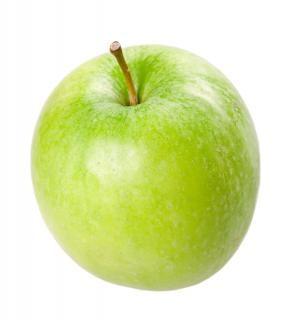 青リンゴ、果物 無料写真