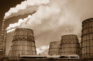 大気汚染 無料写真