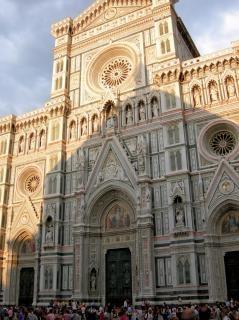 フィレンツェの教会の教会堂 無料写真