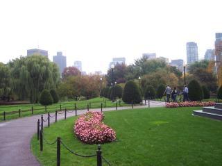 Парк в бостоне Бесплатные Фотографии