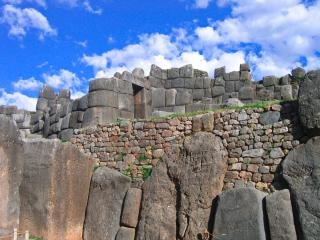 インカの遺跡写真写真 無料写真
