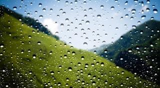 Капли воды на окне Бесплатные Фотографии