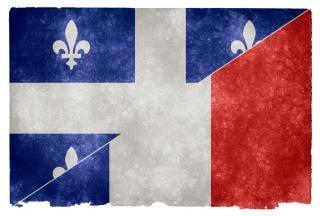フランス語グランジフラグ誇り 無料写真
