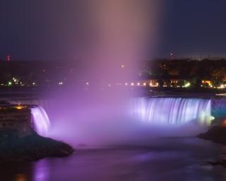 ナイアガラの滝の美しい自然 無料写真