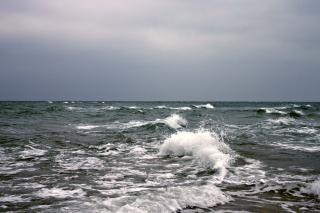 Брызги моря, торможение Бесплатные Фотографии