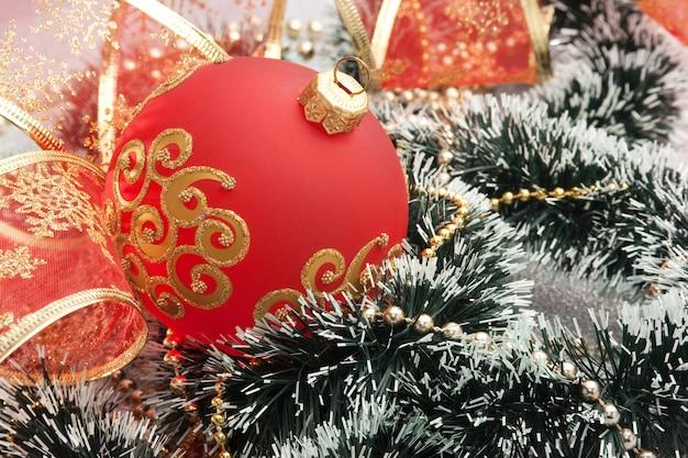クリスマスの飾り Premium写真