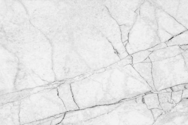 本物の大理石の表面テクスチャホワイトグレー、白い大理石の表面タイル背景 Premium写真