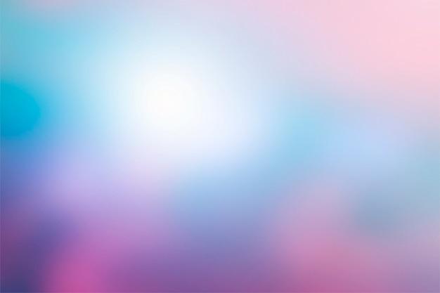 Простой градиент пастельный фиолетовый розовый и синий абстрактный фон для дизайна фона Premium Фотографии