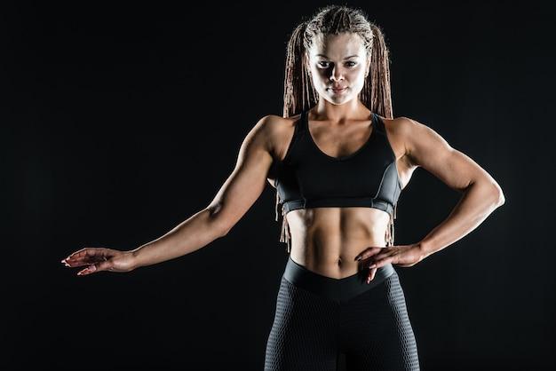 Фото сексуальных девушек в спортивной одежде