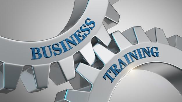 Концепция бизнес-обучения Premium Фотографии