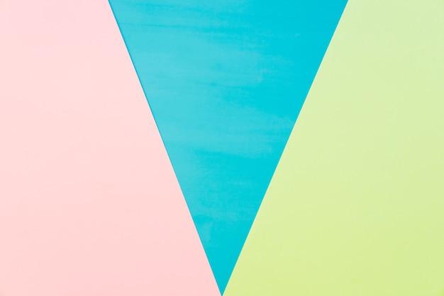 Геометрический фон с треугольной формой Бесплатные Фотографии