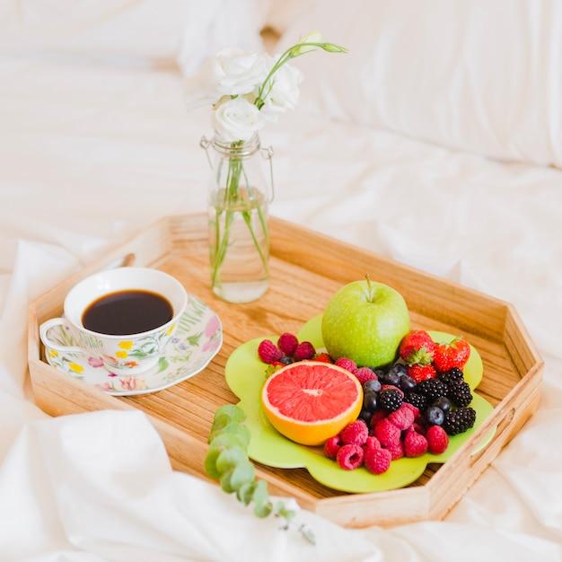 фрукты на завтрак картинки стильные вагонов