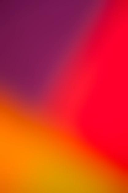 明るい暖かい色の抽象化 無料写真