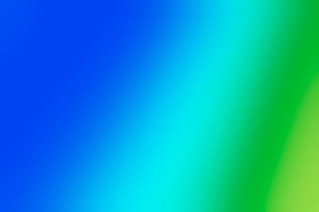 緑色と青色の色合い 無料写真