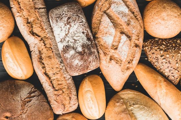 パンのパンの背景 無料写真