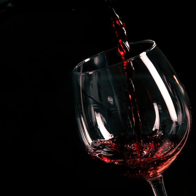 Бутылочное вино крупным планом Бесплатные Фотографии