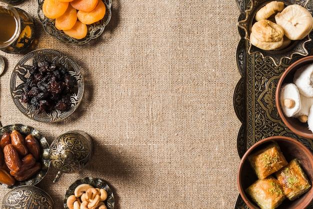 ラマダン用食品組成物 無料写真