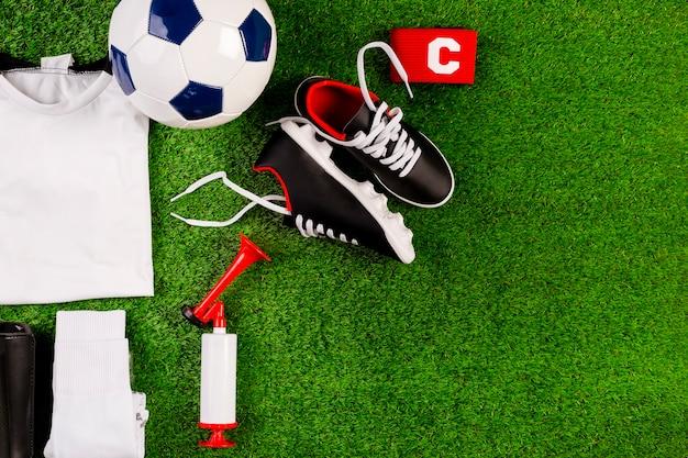 Футбольная композиция Бесплатные Фотографии