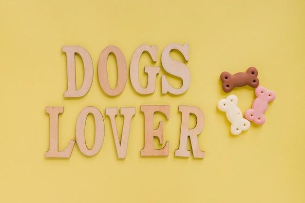 犬の恋人の手紙 無料写真
