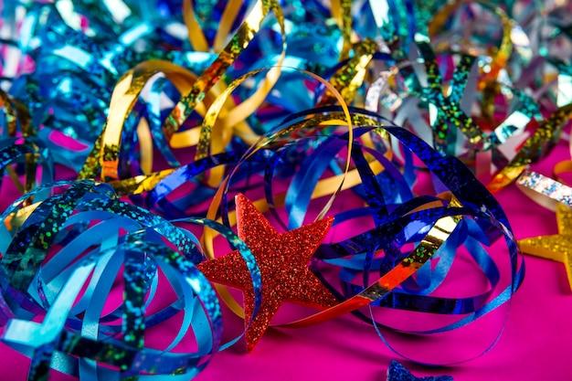 色とりどりのパーティー 無料写真
