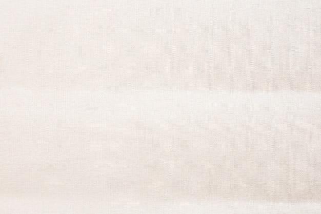 白いキャンバス地のトートバッグのフルフレーム 無料写真
