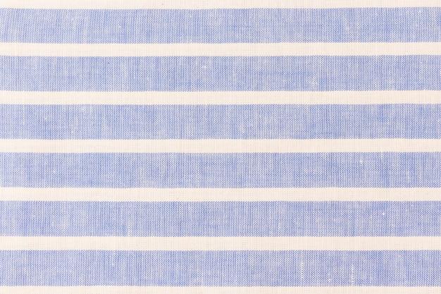 Текстура льняная ткань с белыми полосками Бесплатные Фотографии