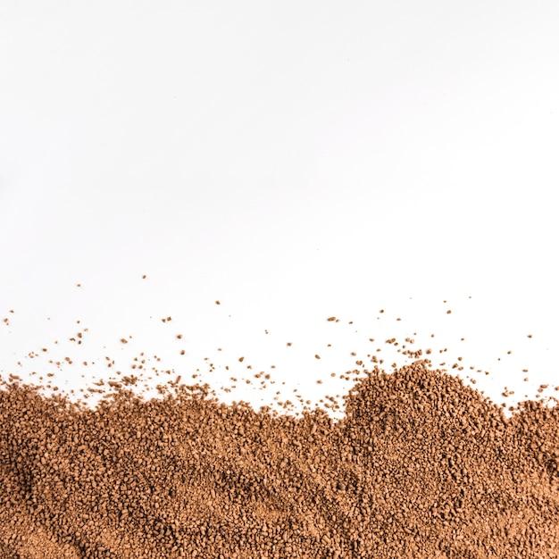 Рассеяние шоколадных капель Бесплатные Фотографии