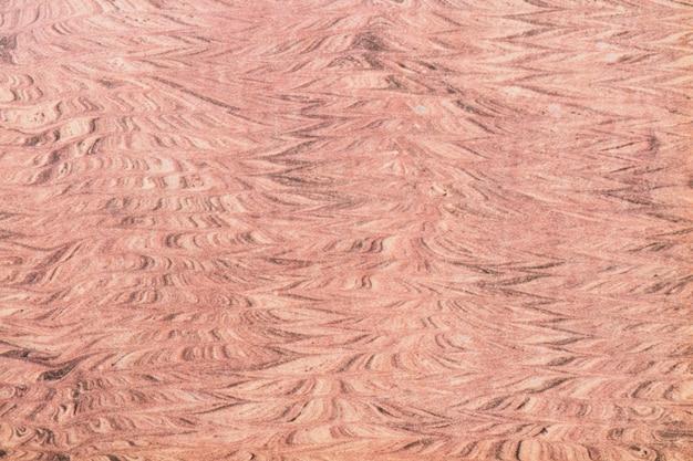 ゆがんだ木のテクスチャの背景のフルフレームショット 無料写真