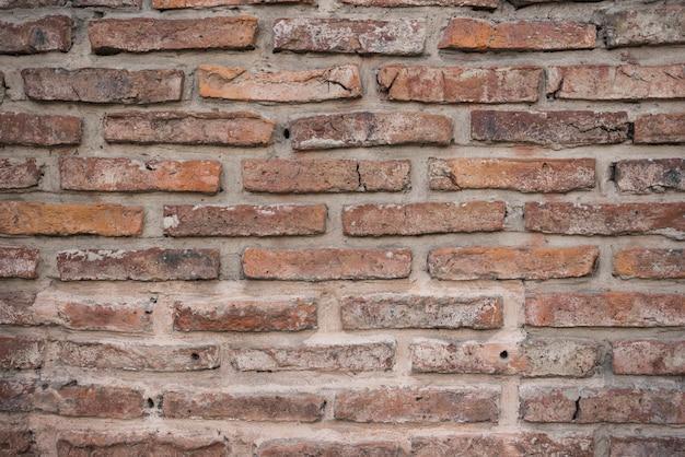 古いレンガの壁 無料写真