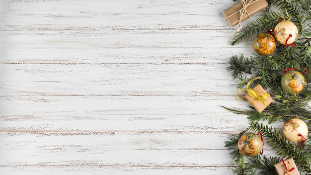 クリスマスの枝のブランチ 無料写真