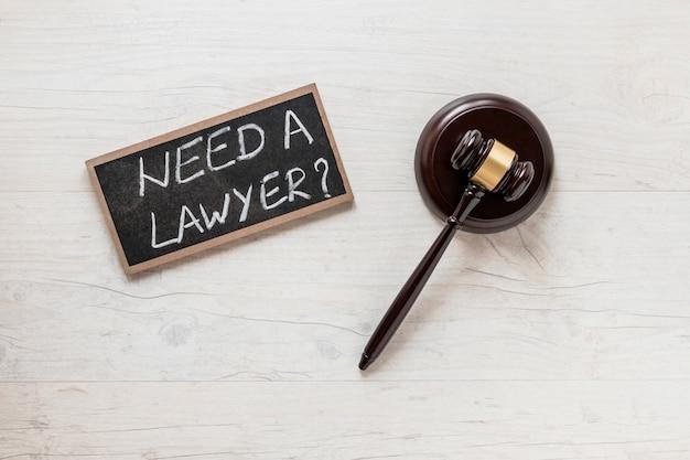 弁護士の机 無料写真