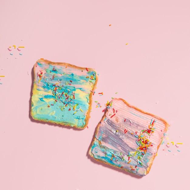 Красочные тосты Бесплатные Фотографии