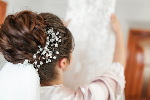 花嫁ドレスアップ 無料写真