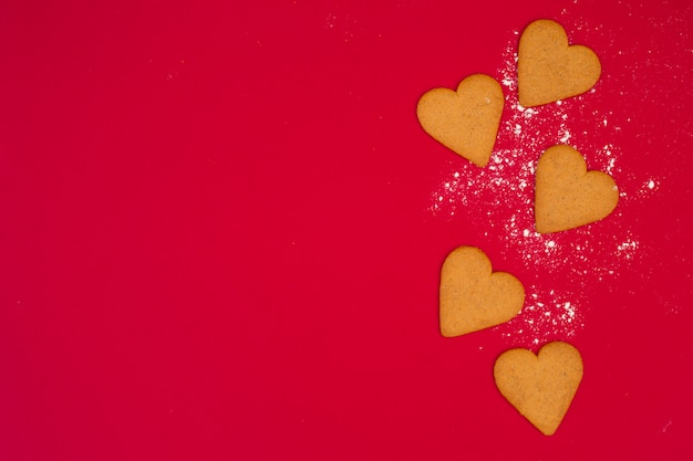 Набор сердечного печенья Бесплатные Фотографии