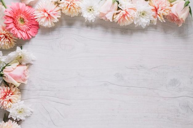 花の背景 無料写真