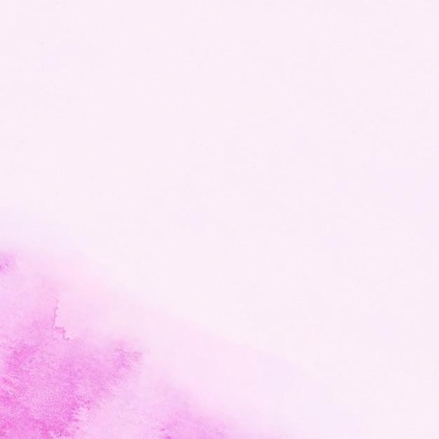 Пятно пурпурной акварели Бесплатные Фотографии