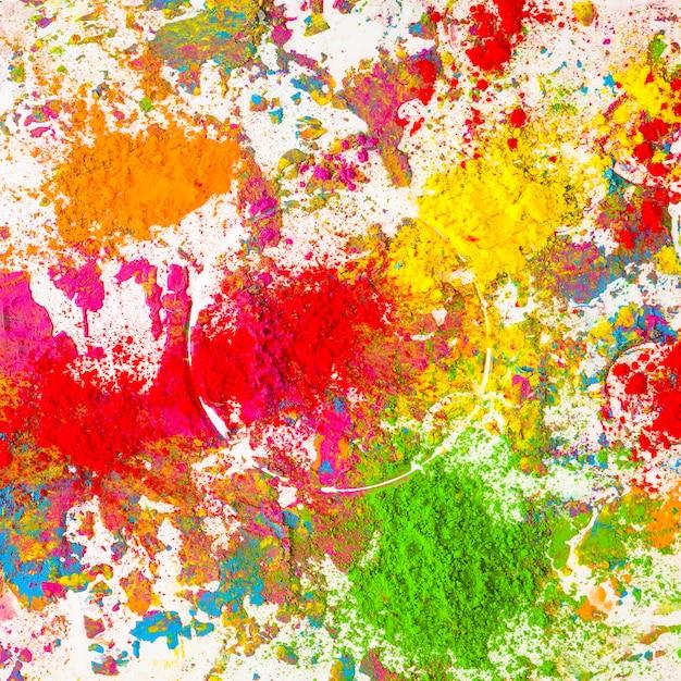 Кучи оранжевого, желтого, бордового и зеленого сухих цветов Бесплатные Фотографии