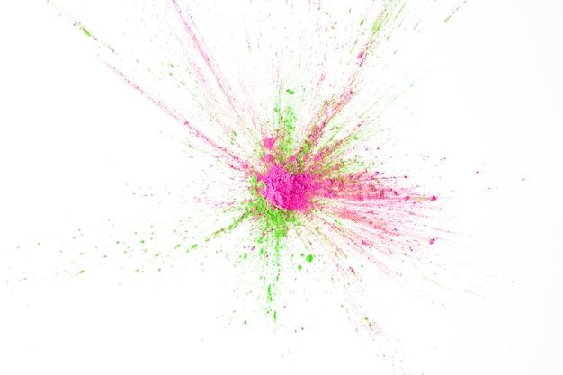 Куча зеленого и фиолетового сухих цветов Бесплатные Фотографии